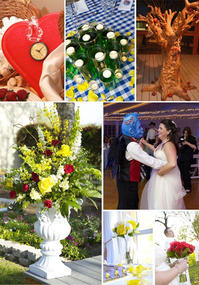 Wizard Of Oz Wedding Brides Pinterest Weddings Perfect