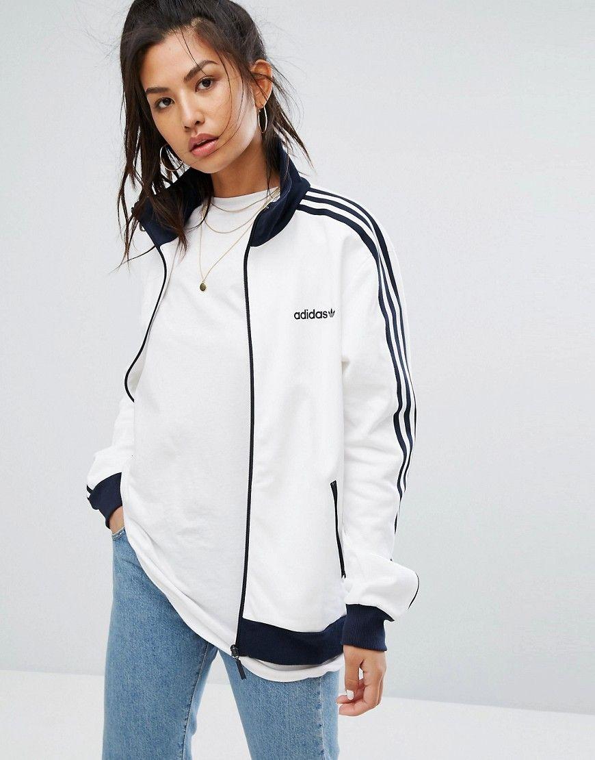 adidas jacke yeezy weiß