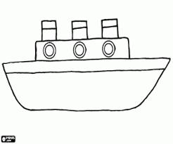 Resultado De Imagen Para Barcos Sencillos Para Pintar