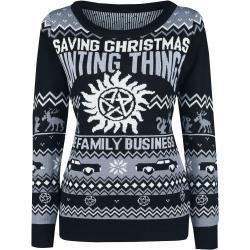 Photo of Supernatural Saving Christmas Sweater … #Ladies # für #Christmas Sweaters