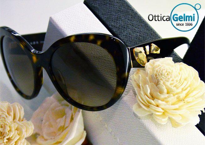 Collezione #eyewear #sunglasses #occhiali #PRADA #donna Autunno - Inverno 2014 - 2015