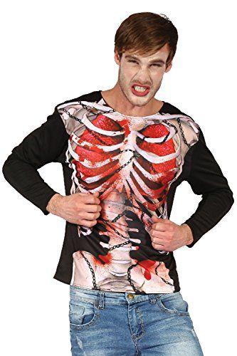 Mens Zombie Skeleton 3D Printed Halloween Long Sleeved T ... https://www.amazon.co.uk/dp/B01KFTRGK2/ref=cm_sw_r_pi_dp_x_Ds4.xbN4QMJ2G