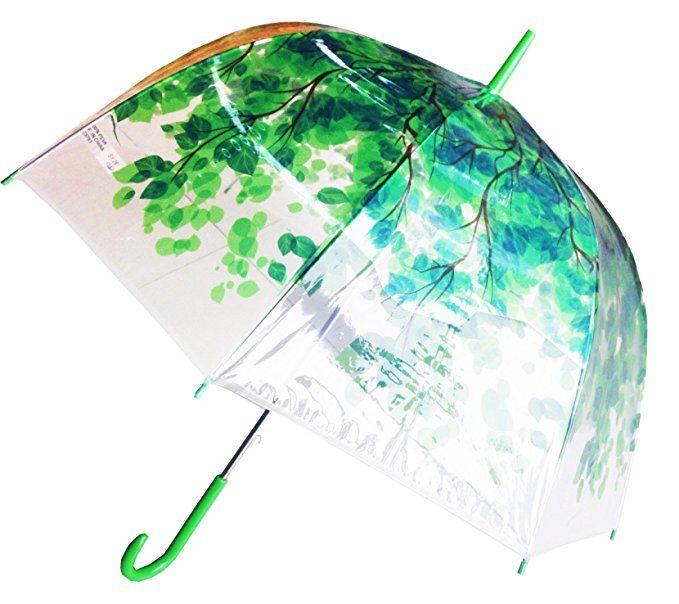 Clear Bubble Umbrella, Green Clear Umbrella, Auto Clear Umbrella, Dome Clear Umbrella