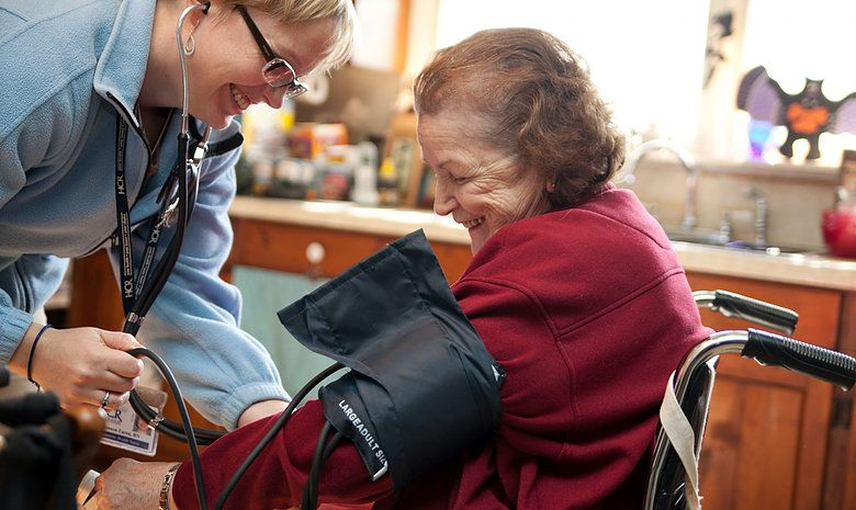 Caregiving is not easy for anyone. If you don't live near