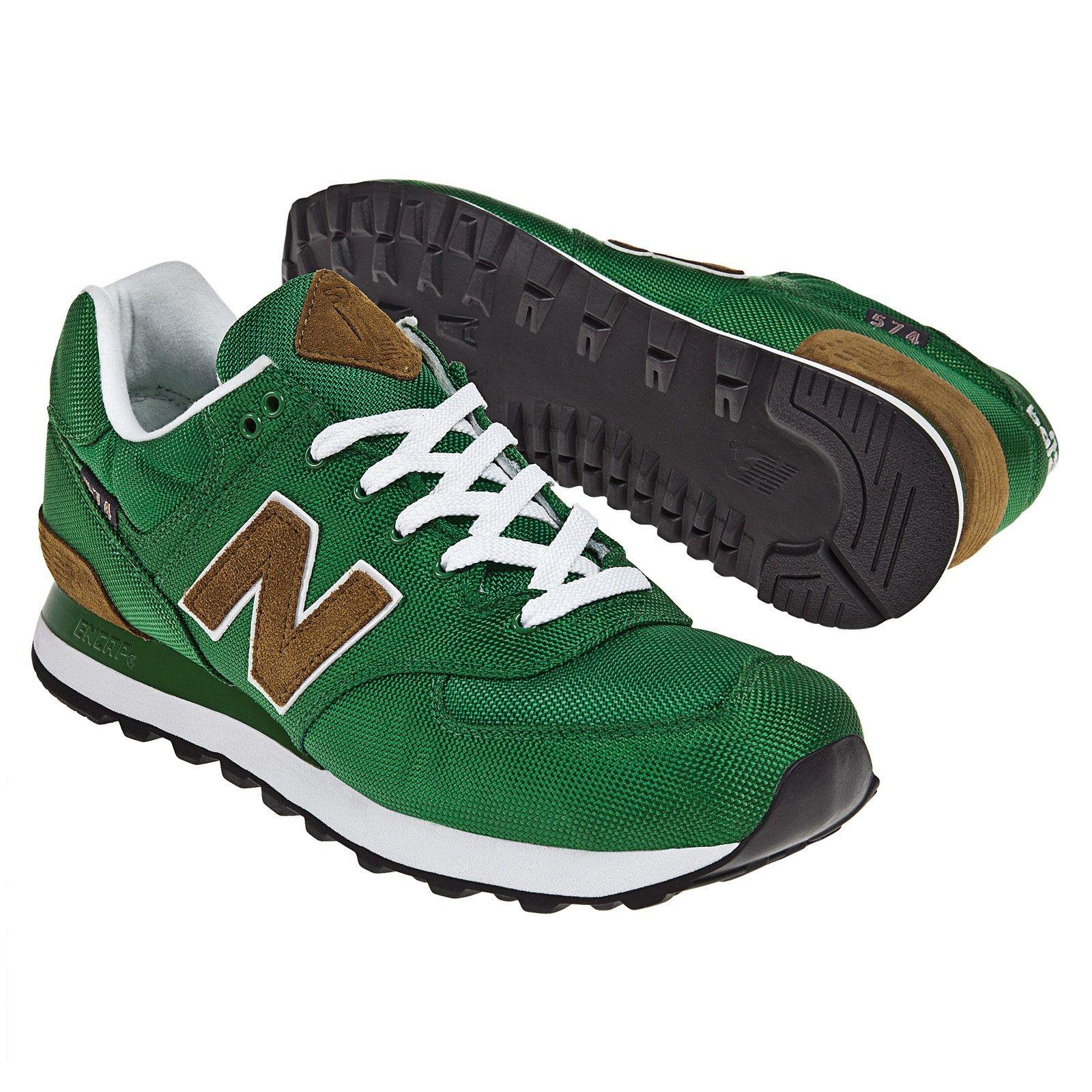 zapatillas verdes hombre new balance