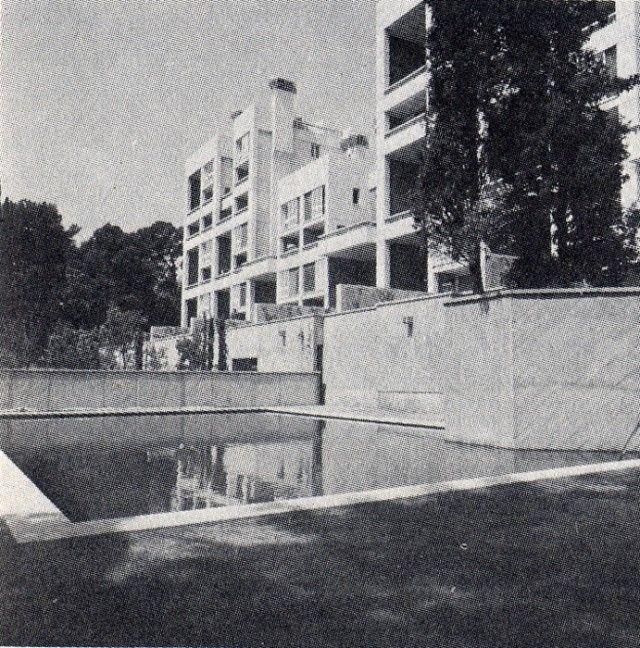 Les Escales Park. 1967 Josep Lluís Sert