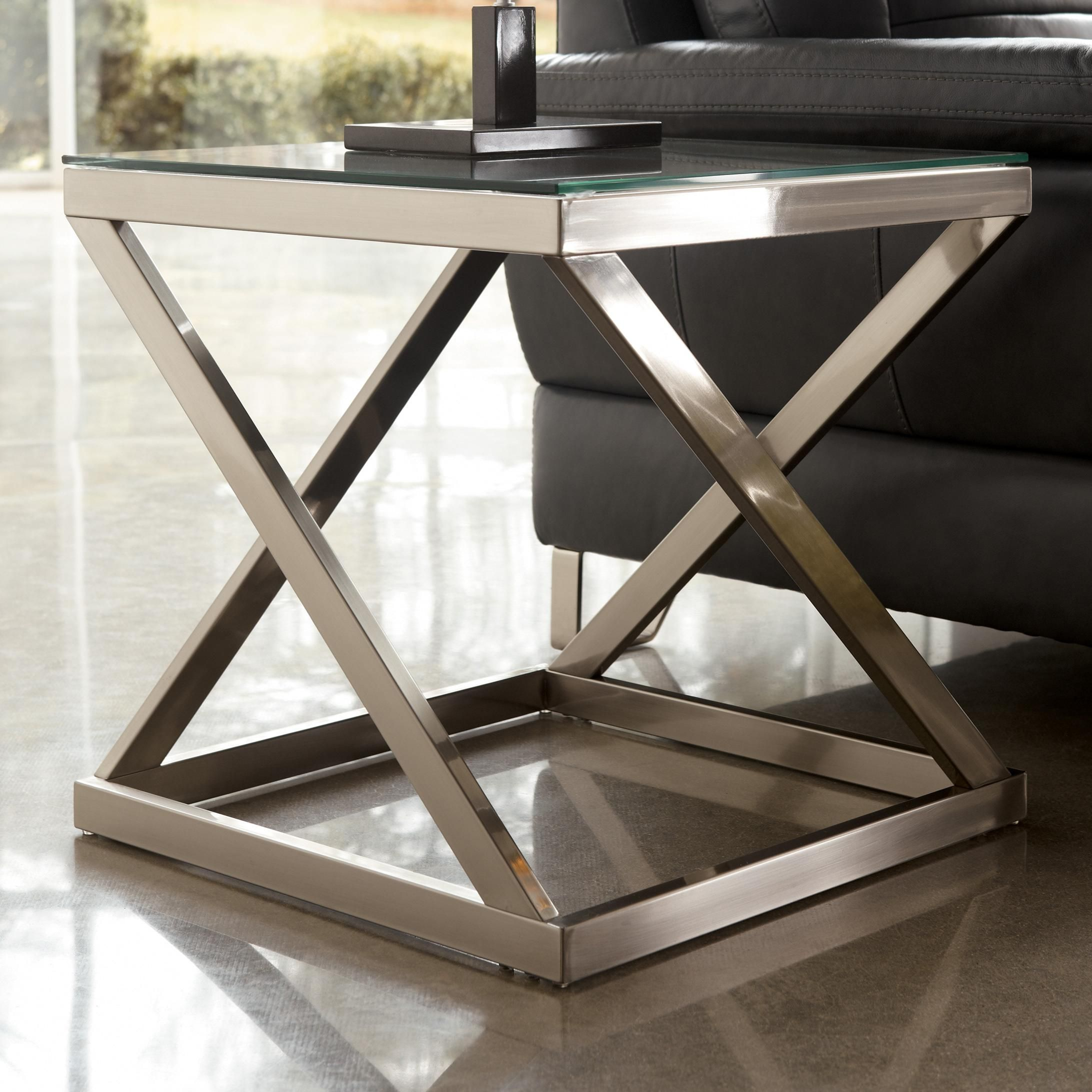 Signature Design by Ashley Coylin Square End Table VA MD & DC