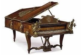 Piano Antiguo Piano Piano De Cola Instrumentos Musicales