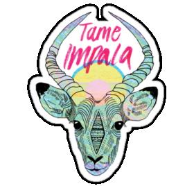 Resultado de imagen de tame impala logo