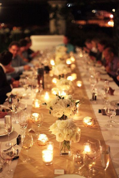 flowers in clear vases surrounded by candles wedding decor rh pinterest com