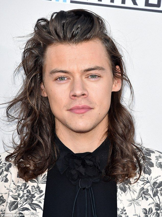 One Direction Harry Styles Long Hair Long Hair Styles Harry Styles
