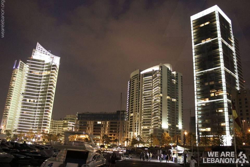 We Are Lebanon Lebanon North Africa San Francisco Skyline
