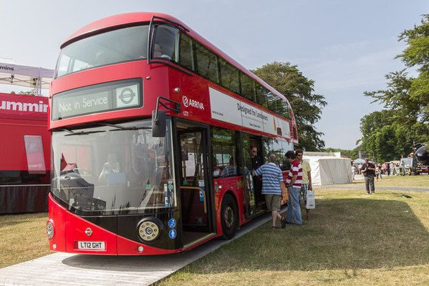 The Routemaster London Bus   11 Things That Wouldn't Exist Without Goldsmiths