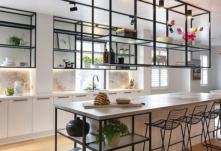 Best The Block Challenge Apartment Courtney And Hans Kitchen 400 x 300