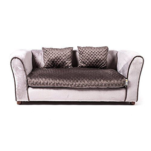 Keet Westerhill Pet Sofa Bed Charcoal Large Check Out This