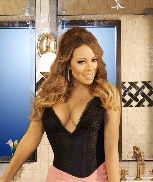 Ebony magazine photo shoot Feb 2014 | Mariah carey photos ...