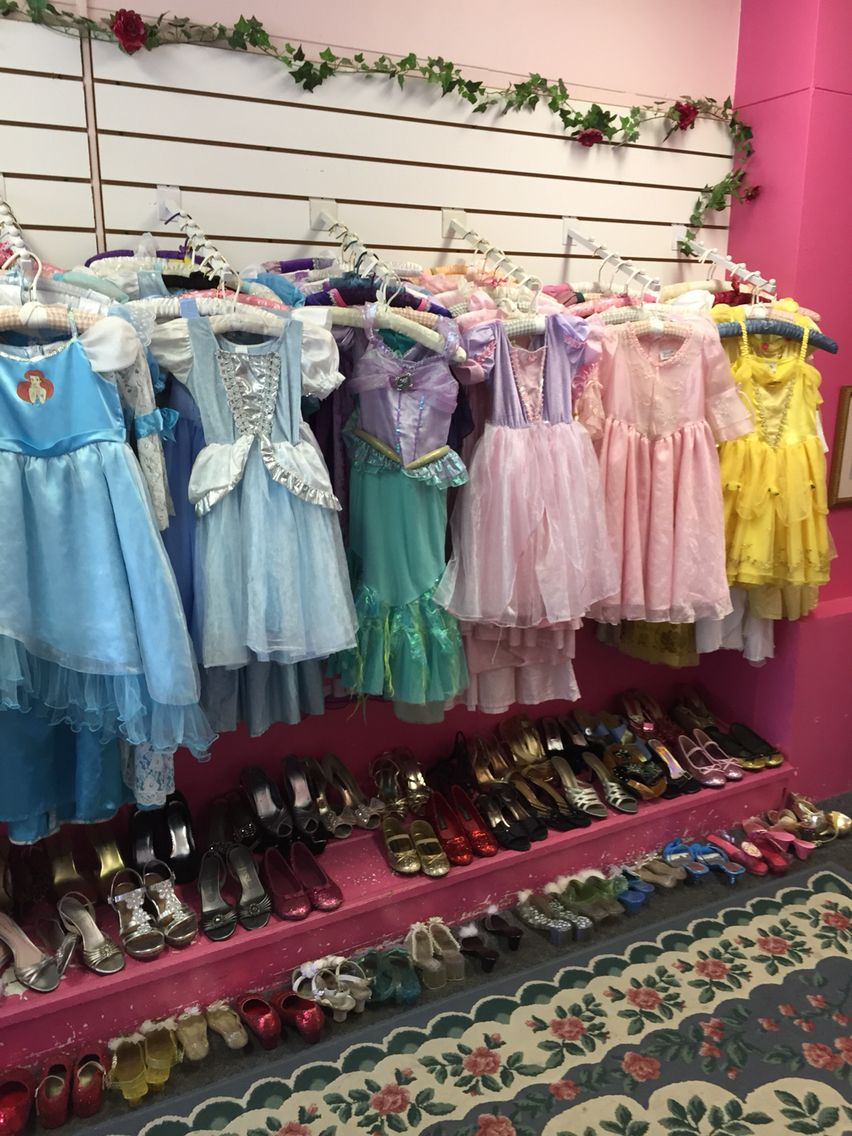All S Love Dress Up A Timeless Business Princess Tea Party Parties