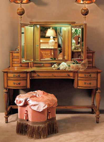 die-klassischen-italienischen-möbel-provasi-schminktisch, Innenarchitektur ideen