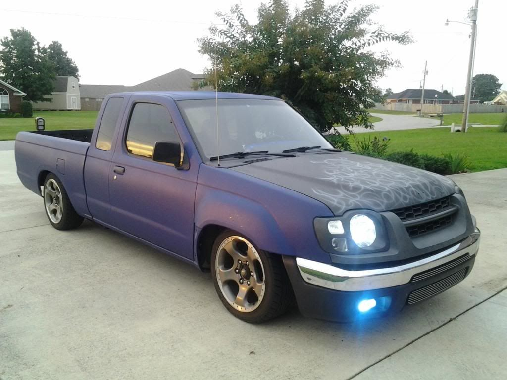 small resolution of xterra conversion bumper needed infamous nissan hardbody frontier forums