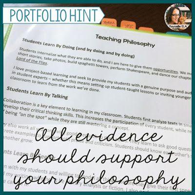 Elegant Teaching Portfolios: How To Create One That Works!