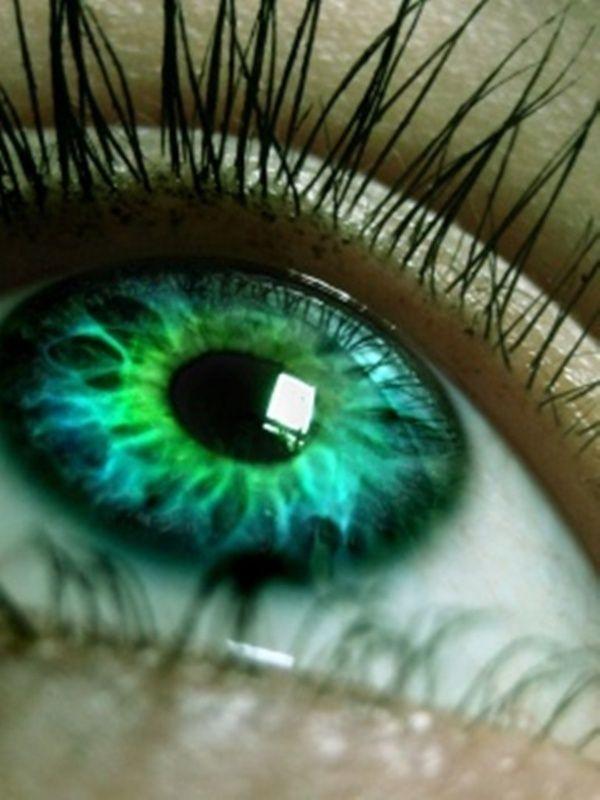 eye eye eye green