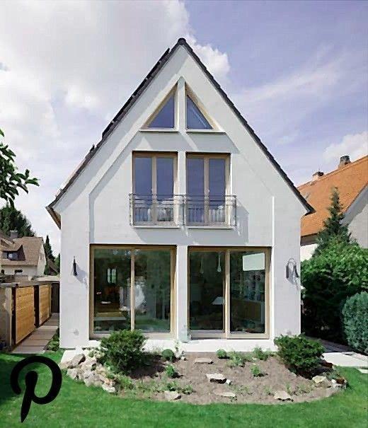 Siedlungshaus bekommt neue Impulse – Anbauideen – # Anbau #Holen #Ideen #Ne … …   – Anbau