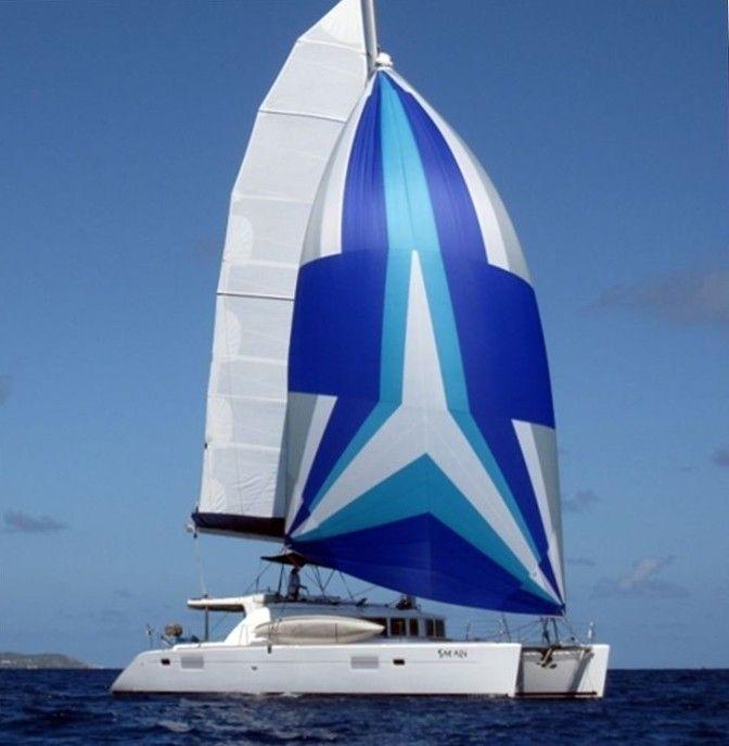 Catamaran Virgin Islands Vacation: USVI Vacation Rental