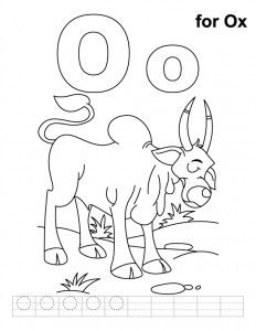Letter O Coloring Pages For Kids Preschool And Kindergarten Kids Handwriting Practice Preschool Coloring Pages Coloring Pages