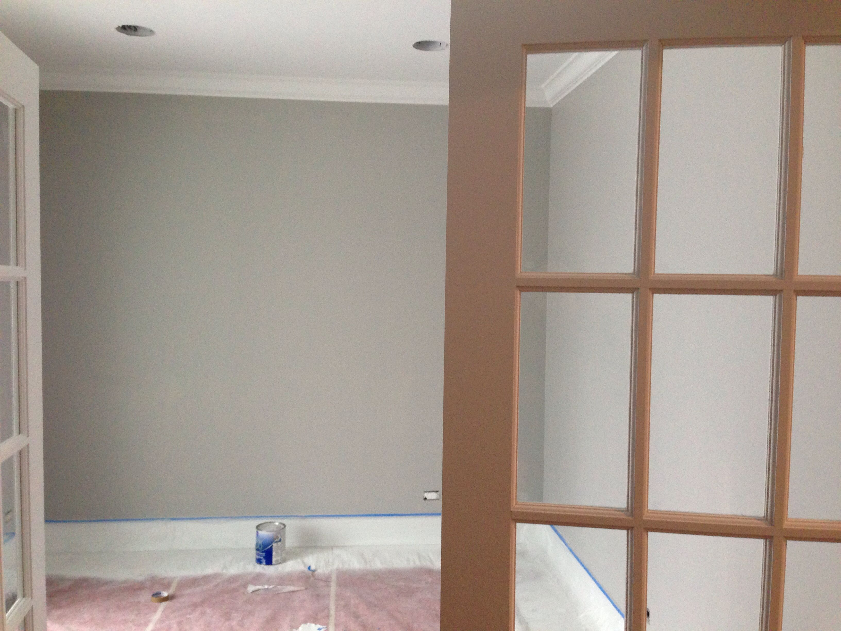 Light french gray sherwin williams bedroom paint color for Light grey paint colors