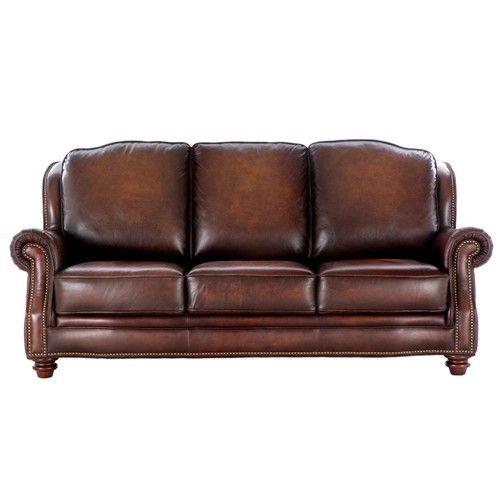6473 Stationary Sofa by Futura Leather - Baer\'s Furniture ...