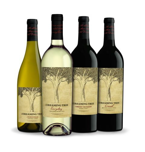 For Foodies- It's best enjoyed while listening to DMB, of course, but we'll accept Scandal viewing or plain ole' catch-up time, too. Dreaming Tree Wines, $15; dreamingtreewines.com. Click through to redbookmag.com for more holiday gift ideas.