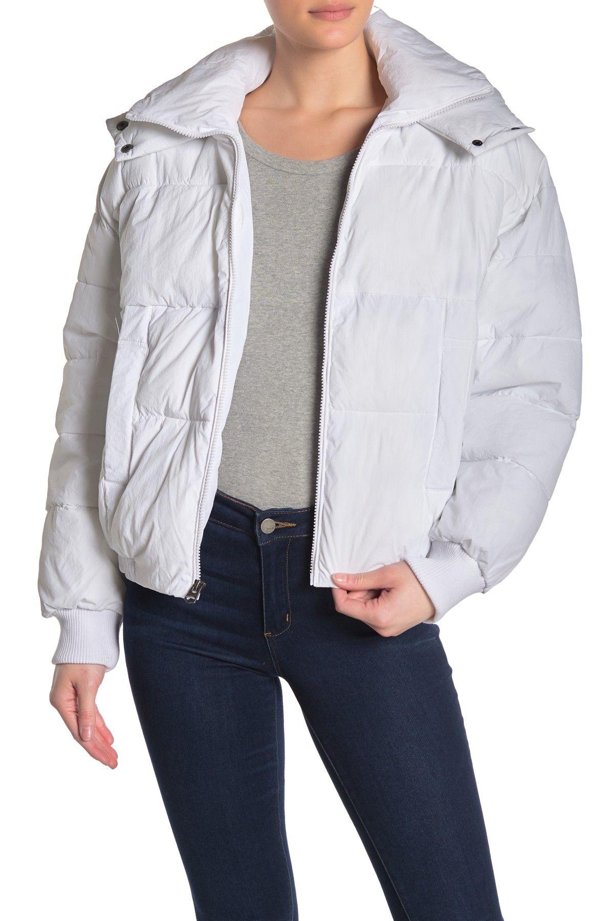Lucky Brand Missy Short Puffer Jacket Nordstrom Rack Short Puffer Jacket Lucky Brand Jackets [ 1800 x 1200 Pixel ]