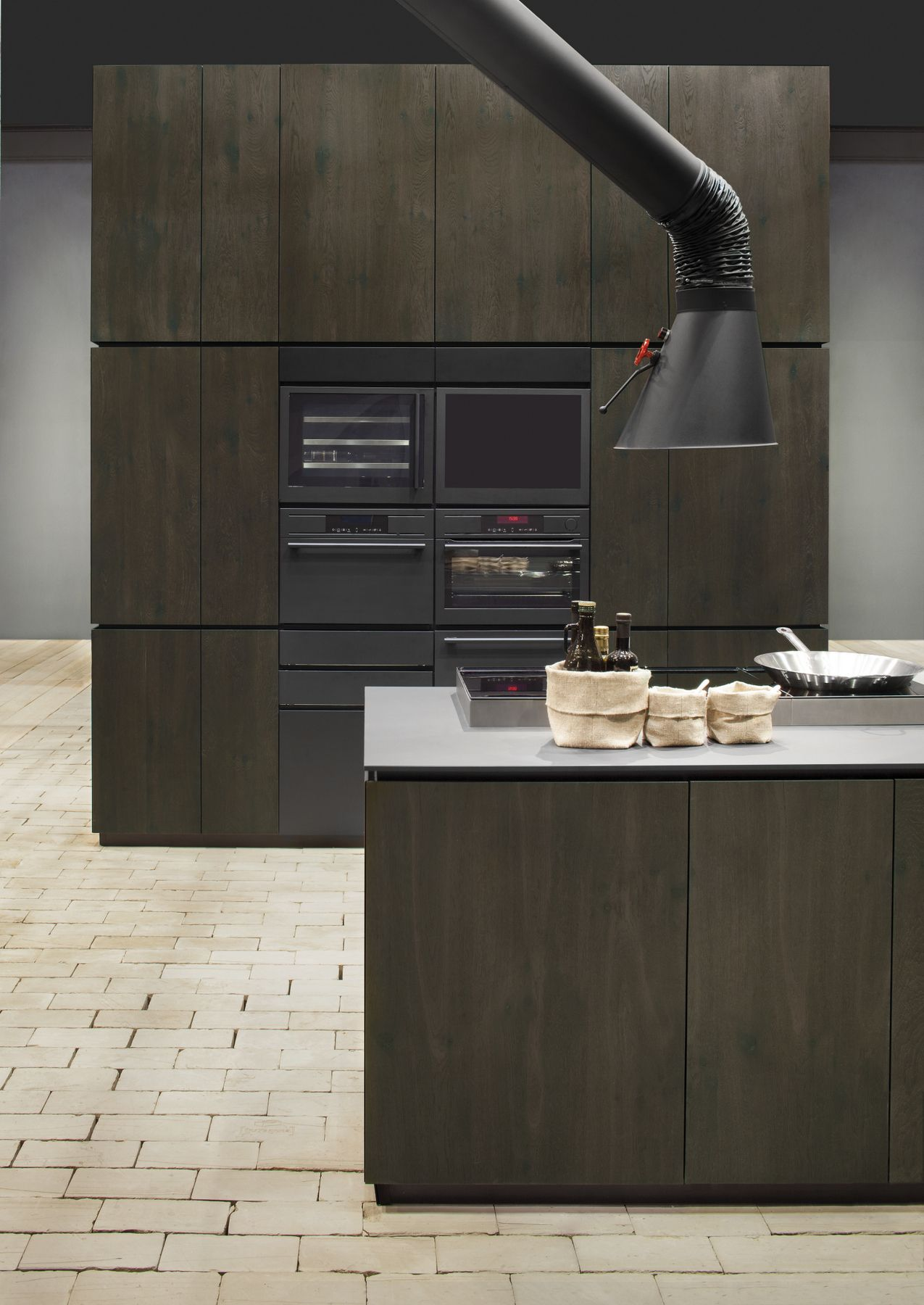 NATURAL SKIN HOME Кухонный гарнитур By Minacciolo дизайн Silvio Stefani, R