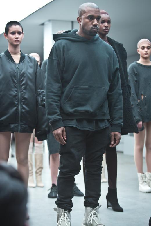 Adidas Kollektion Vom Grossenwahn Des Neu Modedesigners Kanye West Welt Kanye West Style Kanye West Outfits Bekleidung Herren