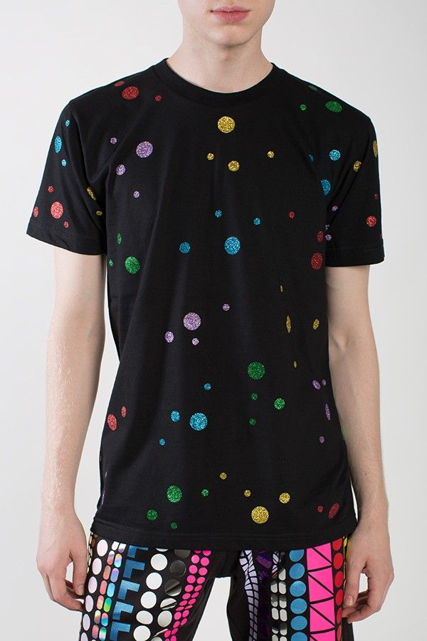 STARSTYLING Glitter Points T-shirt