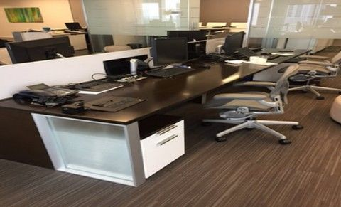 Etonnant Office Furniture Reconfiguration Miami | Direct Office Solutions