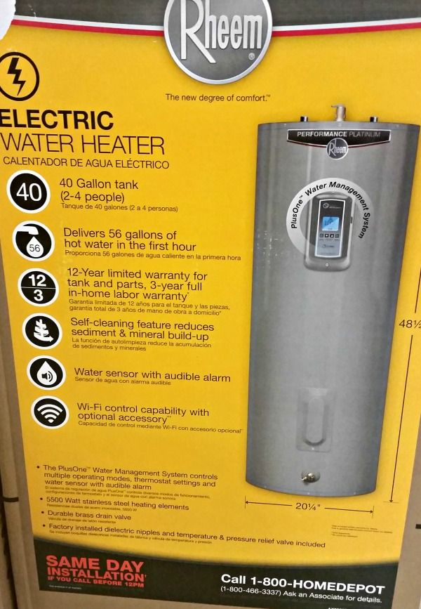 How To Choose The Right Water Heater For Your Remodel Calentadores De Agua Y Agua