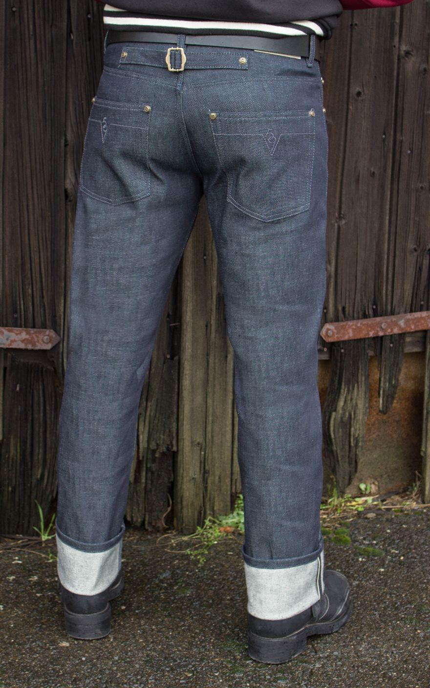 Rumble59 Raw Selvage Denim Sailor's Grave in 2020 (With