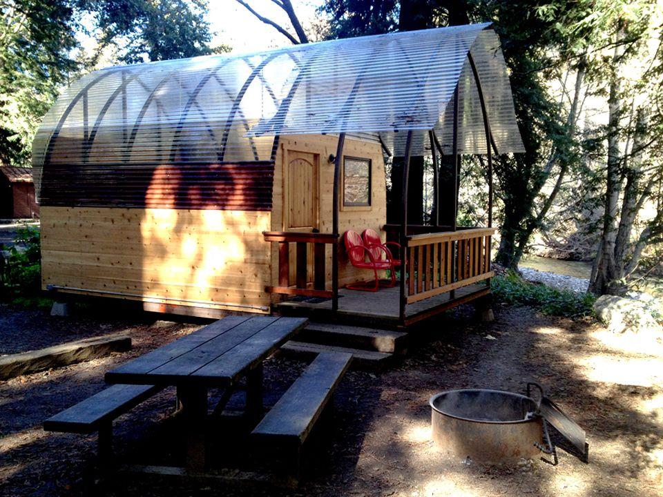 Big Sur Camping Cabin