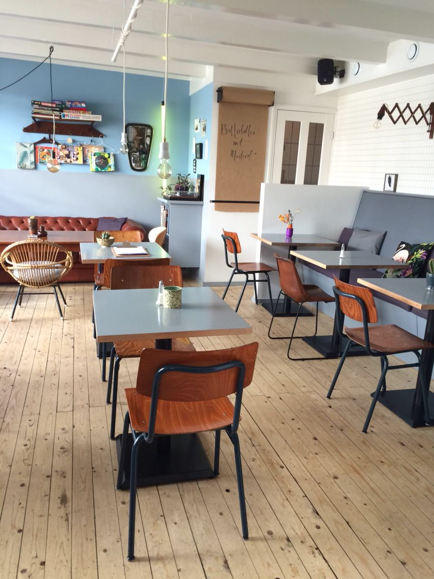Soffree On 54   Modern Vintage interior restaurant done by Jacqueline Sterk