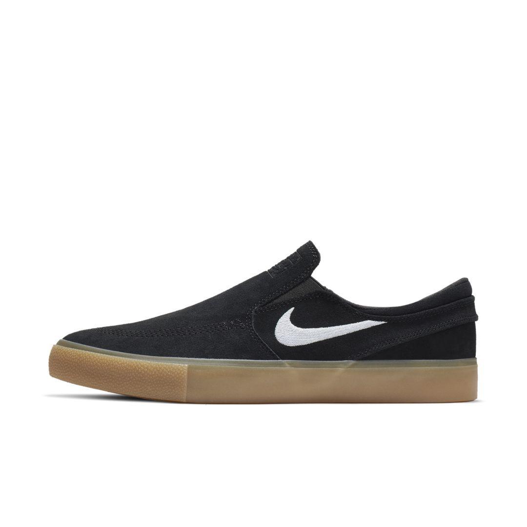 Nike Sb Zoom Stefan Janoski Slip Rm Skate Shoe Nike Com Skate Shoes Nike Sb Nike Sb Shoes