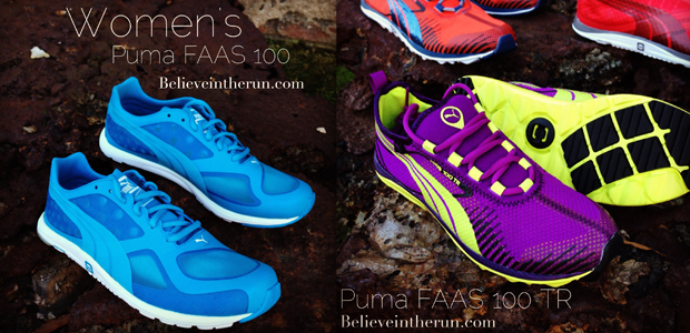 Road And Trail Shoes