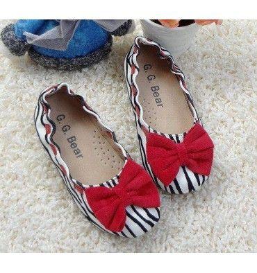 GG Bear - Red Zebra - sadinashop.com  Sepatu anak import