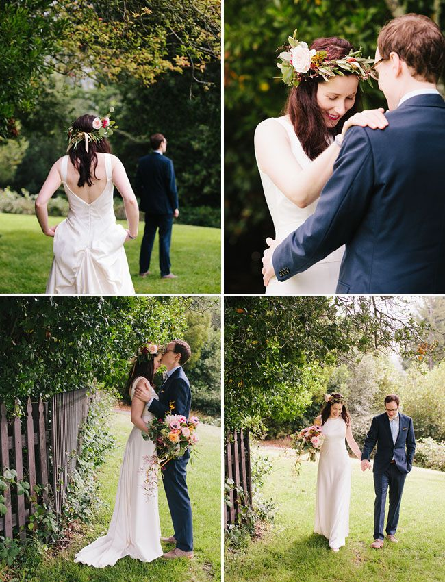 Flower-filled Berkley Wedding: Sara + Gordon   Wedding Dresses ...