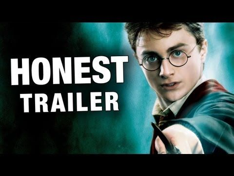 Honest Trailers Harry Potter I Laughed So Hard I Cried For About 5 Minutes After This Harry Potter Youtube Harry Potter Movies Harry Potter Love