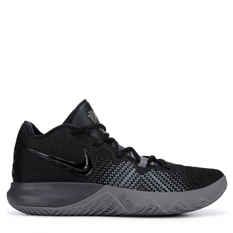 76bddef5a23e Nike Men s Kyrie Flytrap Basketball Shoes (Black Grey)