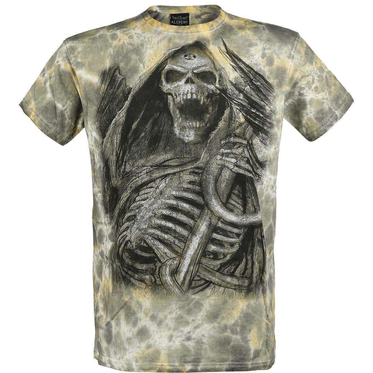 Scream of the reaper - Camiseta por Alchemy England - Número Artículo: 280228 - desde 19,99 € - http://emp.me/A8R