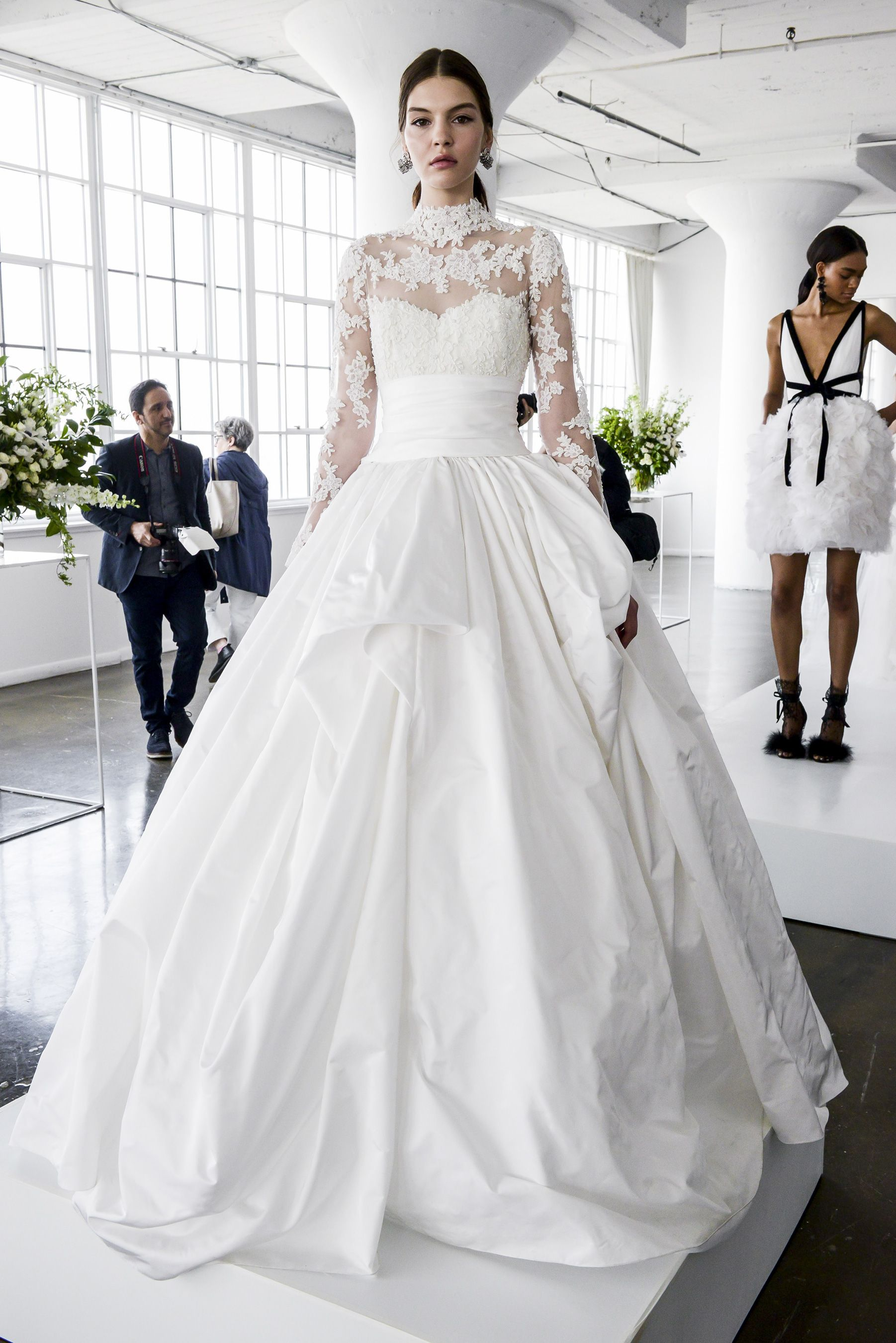 Marchesa spring bridal fashion show the impression bridal
