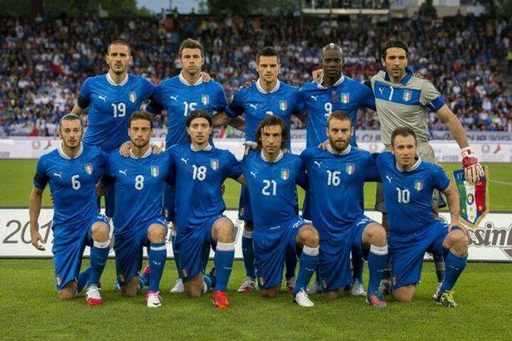 Italia Soccer Team Italian Soccer Team Italy World Cup Soccer