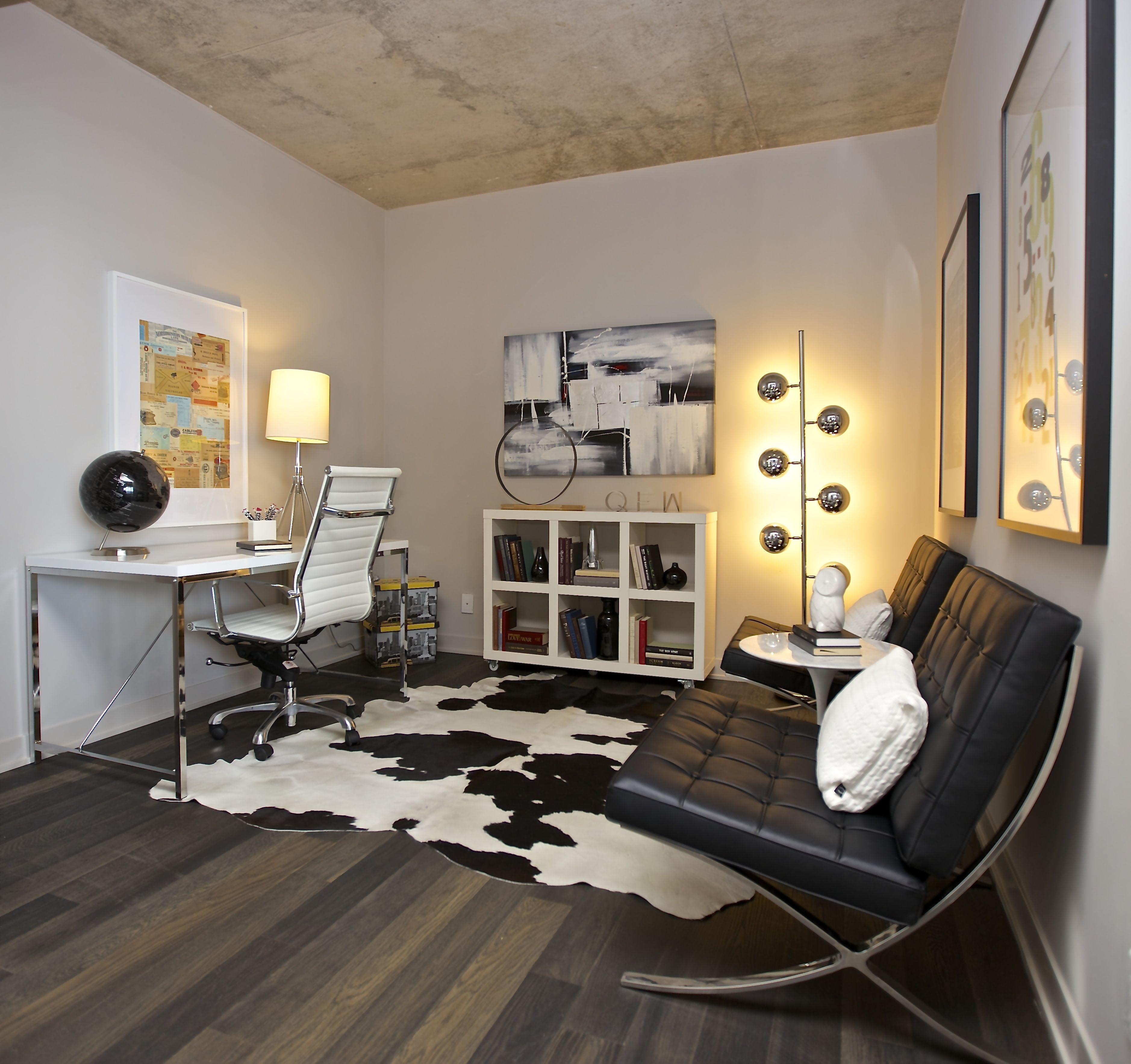 guide d co comment claicir une pi ce sombre en 7 tapes d coration pinterest deco. Black Bedroom Furniture Sets. Home Design Ideas